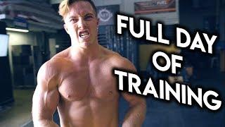 Full Day of CrossFit Training + A Special Invitation   Noah Ohlsen