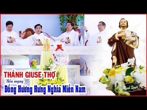 Đồng hương Hưng Nghĩa Miền Nam - Mừng lễ Thánh Giuse 2018