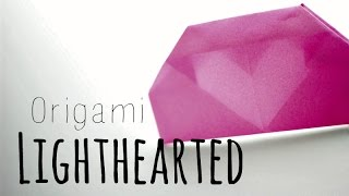 Lighthearted Origami Instructions (Wayne Brown) thumbnail