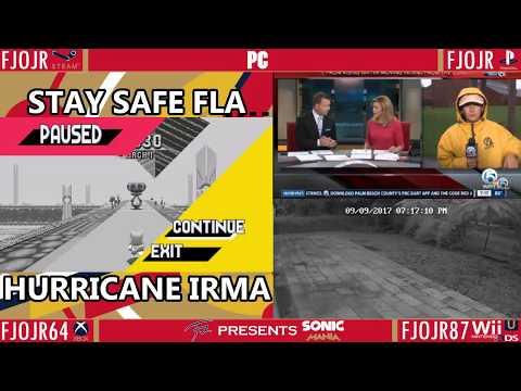 Hurricane Irma - Cam in Florida: Part 2
