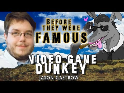 VIDEO GAME DUNKEY - Before They Were Famous