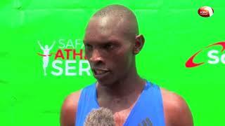 Kipkirui and Chelimo win 9th edition of Safaricom Kisii half Marathon