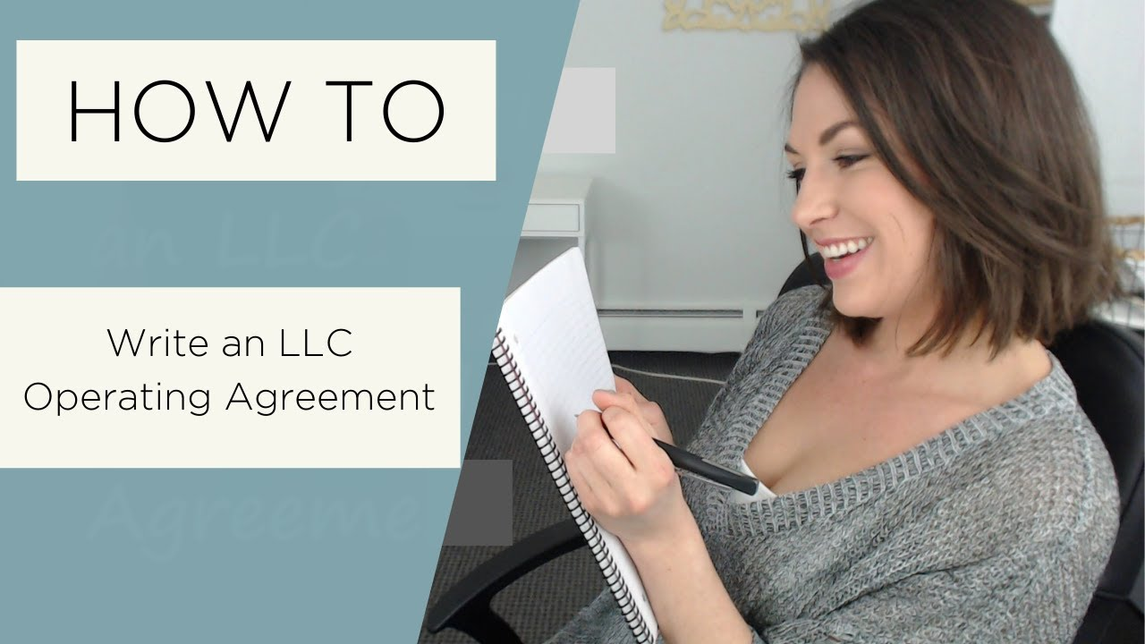 Why You Need Professional Advice and an Operating Agreement For Your LLC