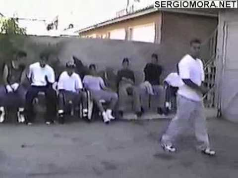 Download Sergio Mora 15Years Old In Back Yard BBq Boxing Part 3 0f 3