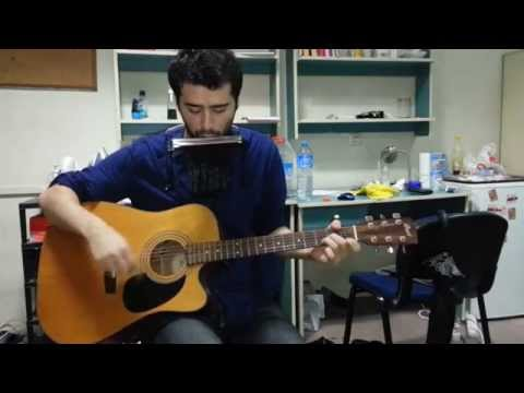 Bella Ciao Harmonica guitar