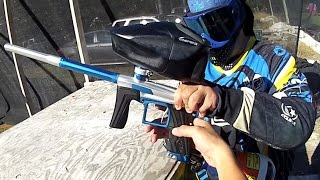Speedball with Fuzion at Long Live paintball