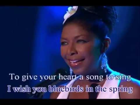 I Wish You Love (Léo Chauliac) - Natalie Cole (Voice Guide)