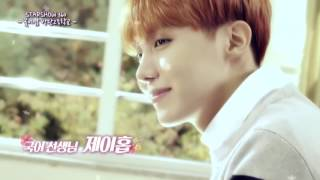 [SUB-ITA] BTS mini drama 'Flower Boys Bangtan High School'