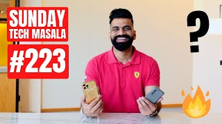 # 223 Sunday Tech Masala-OnePlus 9R Unboxing, 가장 빠른 인터넷 ... # BoloGuruji 🔥🔥🔥