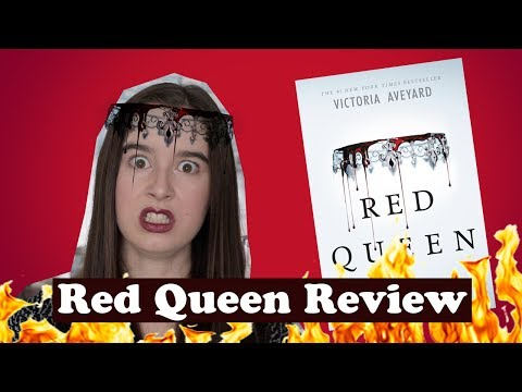 The Red Queen Makes Me Want to Scream rant