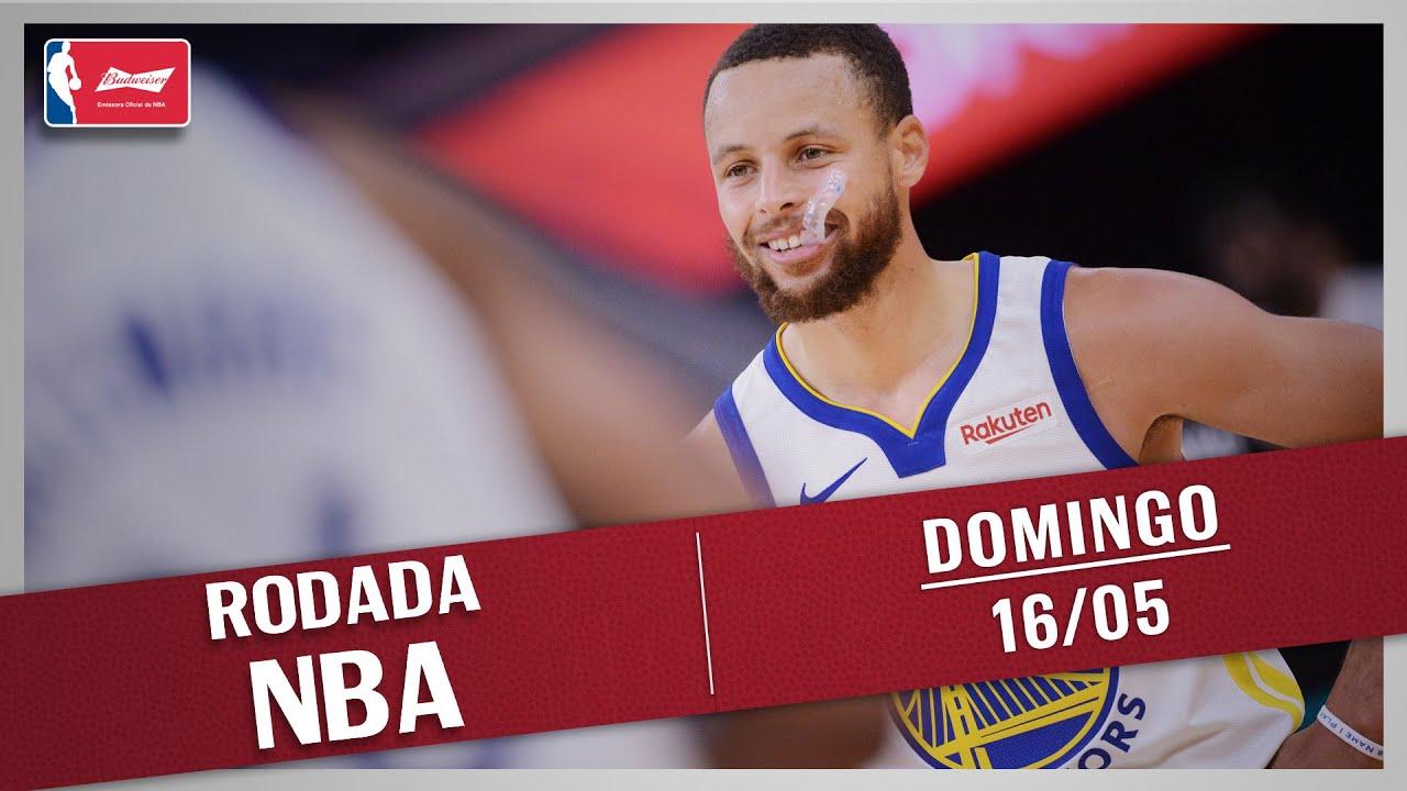 RODADA NBA 16/05 - TODOS OS JOGOS DA RODADA FINAL DA TEMPORADA REGULAR!