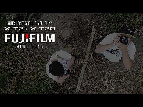 Fuji Guys - FUJIFILM X-T20 vs X-T2 - Which one should you buy?