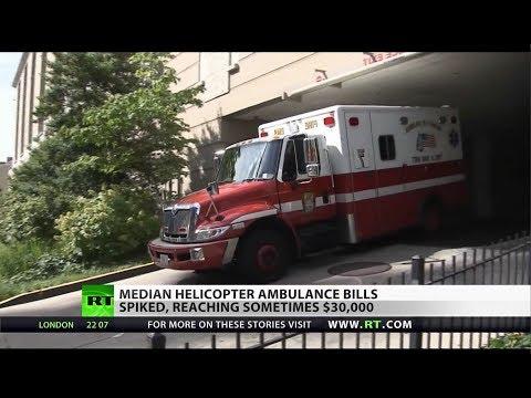 Hospital Transportation Costs Skyrocketing