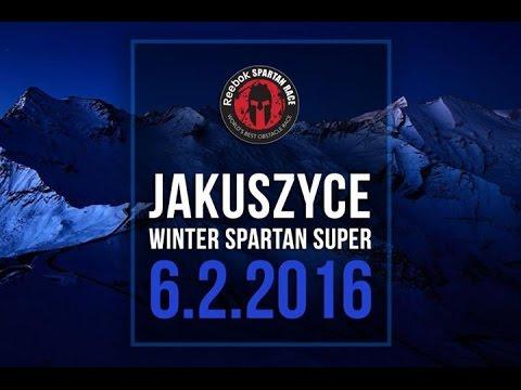 Winter Spartan Race Super - Jakuszyce 2016