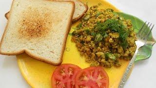 Make Delicious Masala Scrambled  Eggs - Diy Food & Drinks - Guidecentral