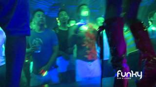 NEON RAINBOW @ Funky Bar & Lounge (Beijing, May 30th 2014)