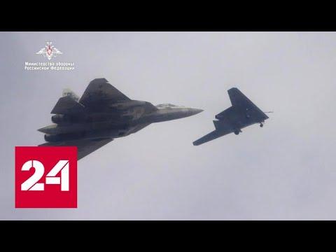 """""""Охотник"""" и Су-57"""