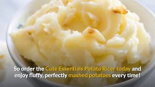 How To Mash Potatoes Without A Potato Masher