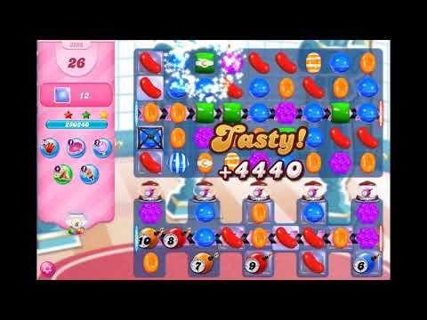 Candy Crush Saga - Level 3266 ☆☆☆