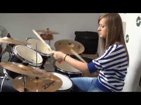 Avicii - Hey Brother (drum cover)