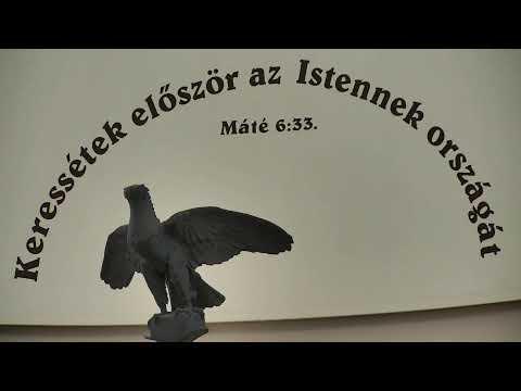 NyVREk Istentisztelet 2020.06.14. 10:30 élő