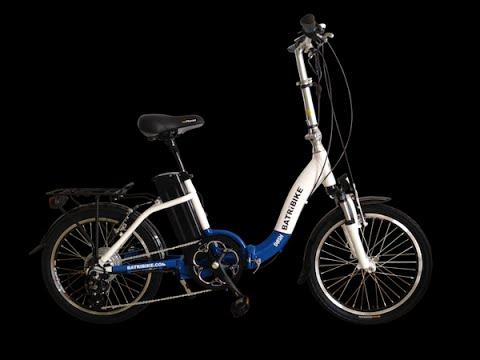 Ebike Electric Bike Review Folding Batribike Dash Pro