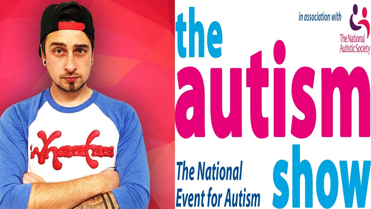 Autism Awareness On Youtube Live Talk At The Autism Show The Aspie World