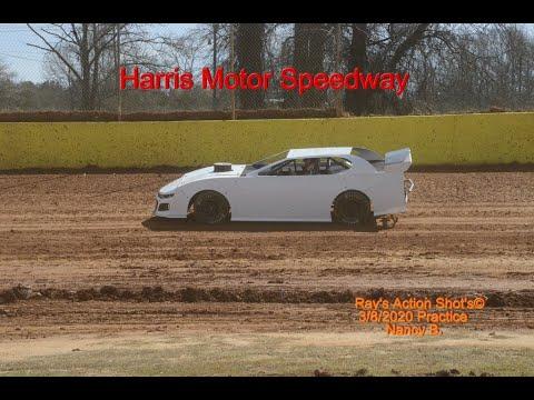 Harris Speedway practice 1 of 2