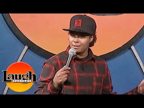 Chaunté Wayans  Women are Crazy Standup Comedy