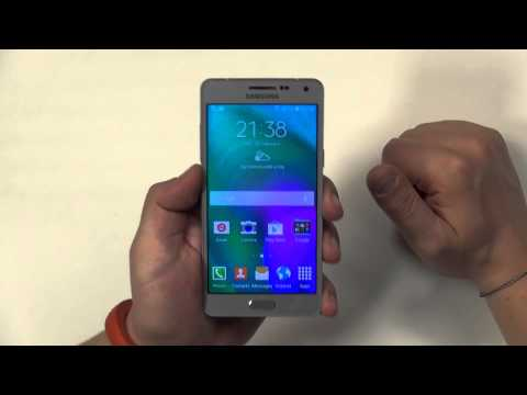 Samsung Galaxy A5 unboxing & review (www.buhnici.ro)
