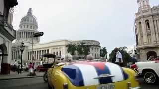 """Американцы на Кубе: на экскурсии у бывшего """"классового врага"""""""
