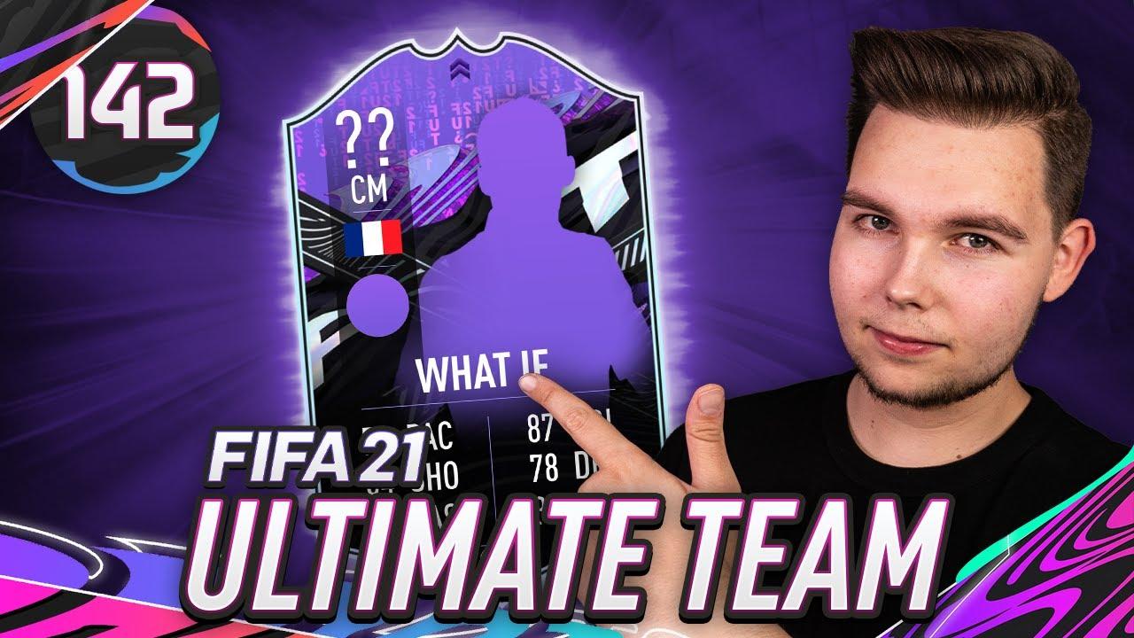 Kupiłem kartę WHAT IF! - FIFA 21 Ultimate Team [#142]