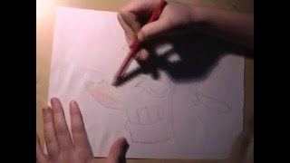Drawing: Poochie
