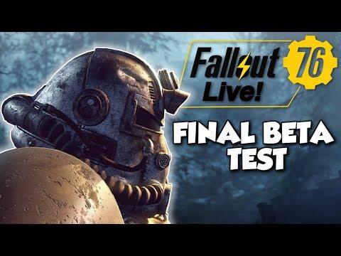 FINAL BETA TEST!