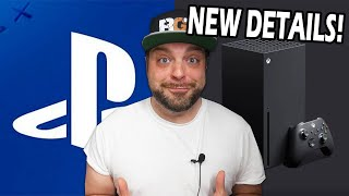Huge New Details For Xbox Series X and PS5 REVEALED!