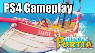 MY TIME AT PORTIA | PS4 Gameplay - Introduction & Tutorial [PS4 PRO]