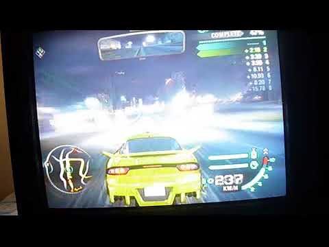 Need For Speed Carbon - Xbox 360.