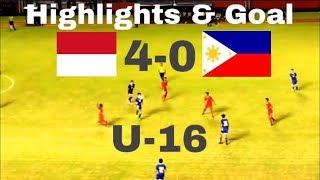 AKSI GARUDA MUDA U-16 VS FILIPINA U-16 || STADION MAGUWOHARJO SLEMAN 21/5/2017