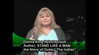 "Stand Like A Man, The Story of Duke, ""The Indian"""