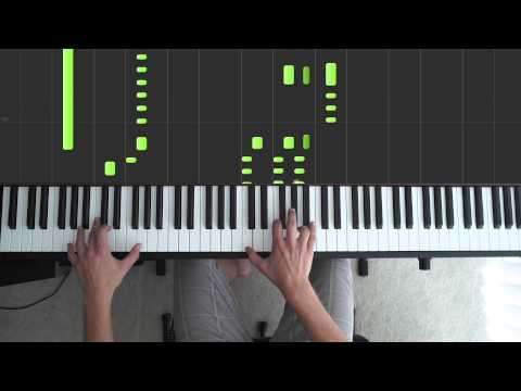 POKEMON THEME SONG Piano Cover *REMAKE* (medium)