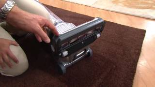 Electrolux Precision BrushRoll Clean Upright Vacuum w/ Tools with Rick Domeier