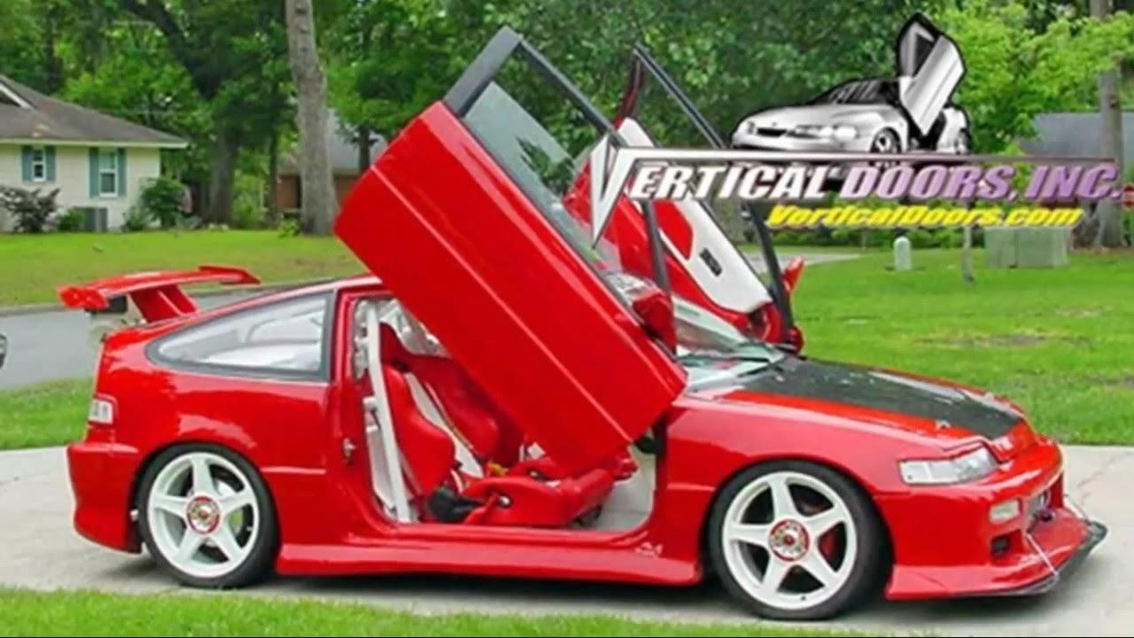 Honda Civic/CRX 1988-1991 HB/4DR Vertical Lambo Door Kit VDCHCRX8891 & Honda Civic/CRX 1988-1991 HB/4DR Vertical Lambo Door Kit ... Pezcame.Com