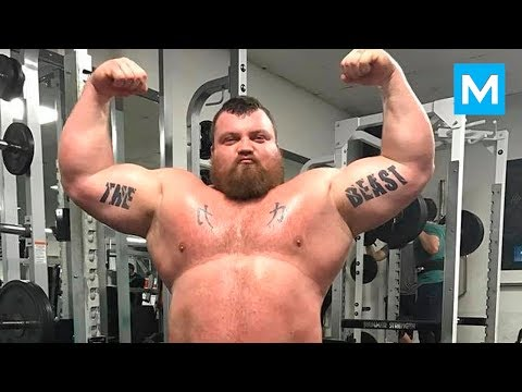 Thumbnail: The World's Strongest Man - Eddie Hall | Muscle Madness