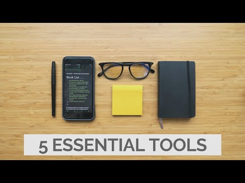 5 Awesome Tools I Can't Live Without