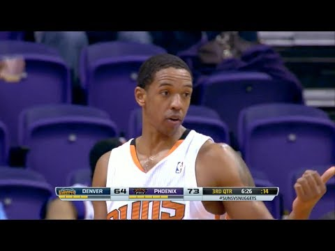 Channing Frye Full Highlights 2014.01.19 vs Nuggets - 30 Pts