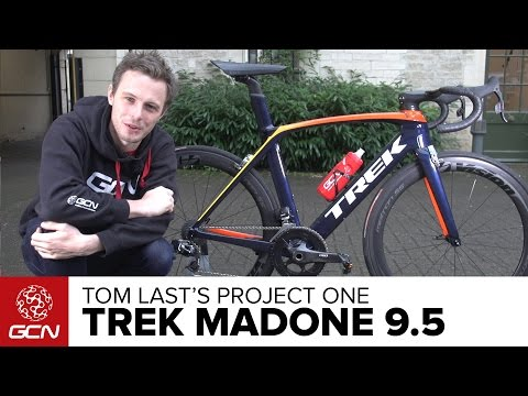 Tom Last's Custom-Built Trek Madone 9.5