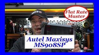 Autel Maxisys MS908SP