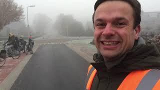 Eerste deel snelfietsroute Dalfsen - Zwolle opgeleverd
