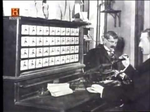 La nascita del computer - Herman Hollerith