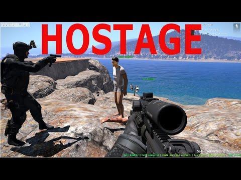 Arma 3 Life - Hostage